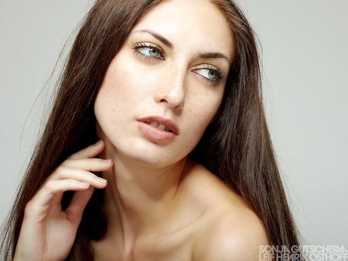 Model: Tatiana Chechetova @ M4 models.
